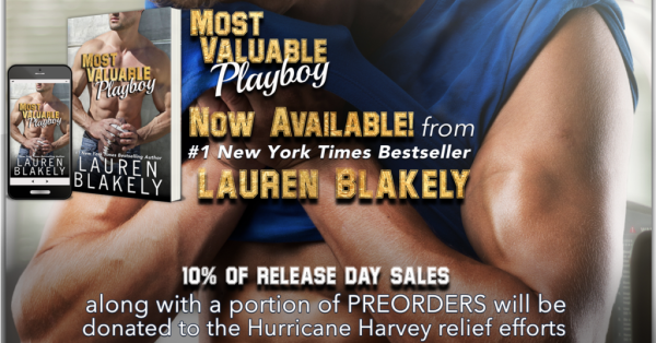 Hands down, my favorite thing in the world is to score. Most Valuable Playboy by @LaurenBlakely3 #NewRelease #SportsRomance @InkSlingerPR