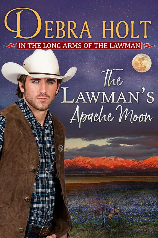 The Lawman's Apache Moon by Debra Holt #WesternRomance #mgtab@DebraHoltBooks