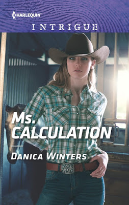 A small town with dark secrets… . Ms. Calculation by @DanicaWinters #Mystery #Romance #Harlequin @BPIC_Promos