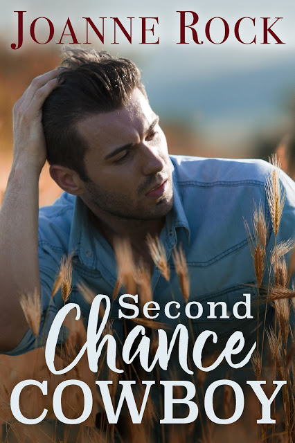 Second Chance Cowboy by @JoanneRock6 #Romance #amreading @MoBPromos