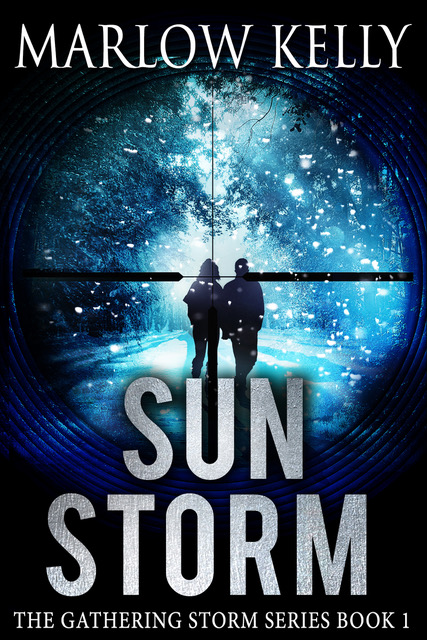 She was a scientist, not someone who needed to be eliminated… Sun Storm by Marlow Kelly #RomSuspense #amreading @want2read@ExpressoReads