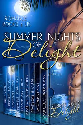 Summer Nights of Delight #SteamyRomance #BoxSet@MoBPromos