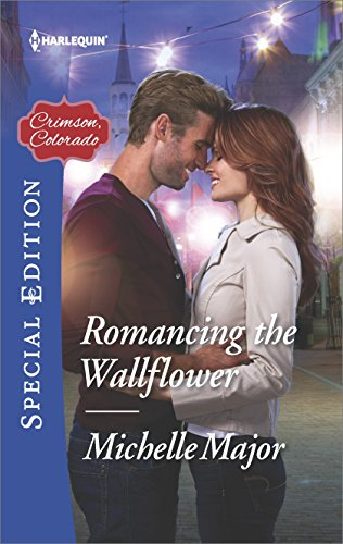 A good girl kindergarten teacher propositions a sexy bad boy in the Wallflower by @Michelle_Major1 #Harlequin #Romance @Barclay_PR