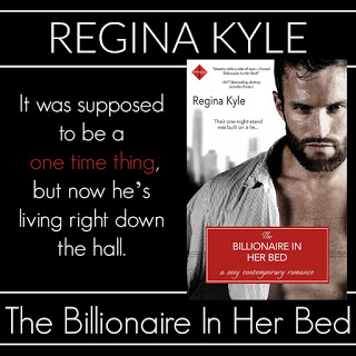 The Billionaire in Her Bed by @Regina_Kyle1 #romance #NewRelease@BPIC_Promos