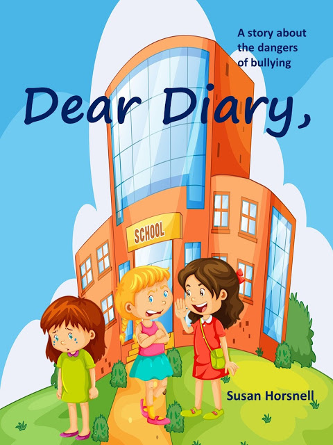Dear Diary, by @SusanHorsnell #childrensfiction #Bullying @MoBPromos