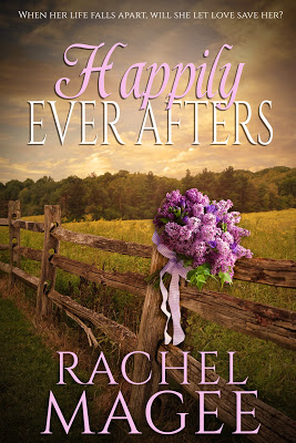Will she let love save her? Happily Ever Afters by Rachel Magee #SweetRomance #NewRelease@rachell_magee
