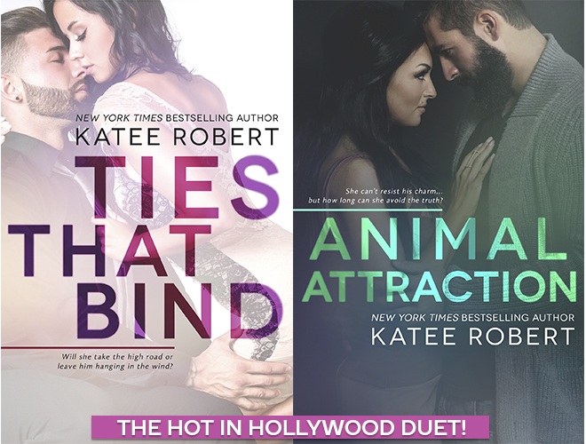 Hot in Hollywood Duet by @Katee_Robert #NewRelease #Romance@Barclay_PR