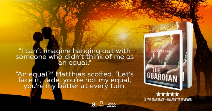 The Guardian by @Anna_Del_Mar #MilitaryRomance #amreading @Barclay_PR