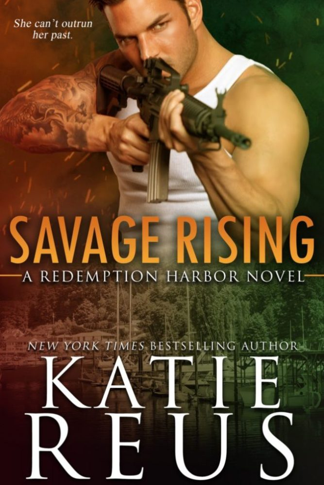 She can't outrun her past… Savage Rising by @KatieReus #NewRelease #amreading #Romance @InkSlingerPR