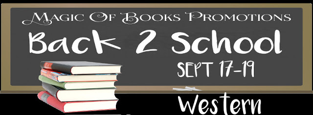 For those who live to read… Back 2 School #WesternRomance #Deals @MoBPromos