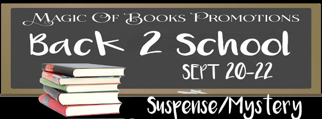 Find your new favorite author… Back 2 School Deals in #Mystery and #Suspense #mgtab@MoBPromos