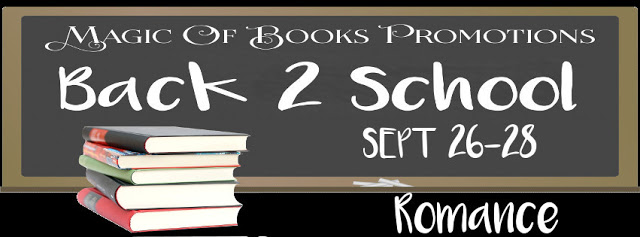 For those who live to read… Back 2 School #Deals in #Romance @MoBPromos