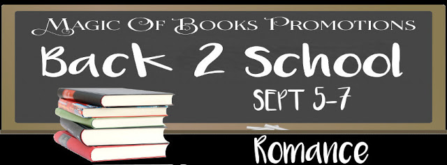 Back 2 School Special! #Romance #Deals @MoBPromos
