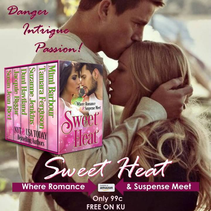 Sweet Heat-Where #Romance and Suspense Meet #KindleSelect #mgtab @MoBPromos
