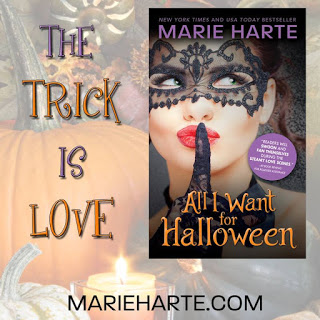 All I Want for Halloween by Marie Harte #NewRelease #Romance @MoBPromos@MHarte_Author