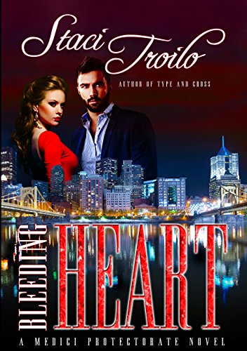 A secret half a millennium in the making… Bleeding Heart by @StaciTroilo #BookReview#RomSuspense