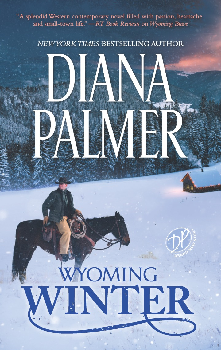 There's something about those Wyoming men… Wyoming Winter by Diana Palmer #Western #Romance @Barclay_PR
