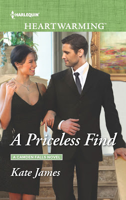 Can opposites really attract? A Priceless Find by Kate James #Harlequin #Romance @PrismBookTours @KateJamesBooks