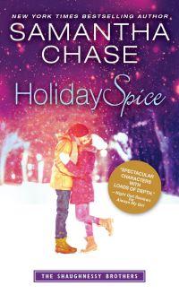 Holiday Spice by Samantha Chase #HolidayRomance #amreading @InkSlingerPR@SamanthaChase3