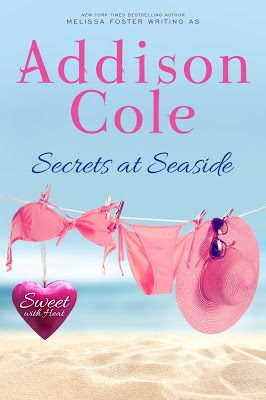 Secrets at Seaside by @Addison_Cole #NewRelease #Romance @PrismBookTours