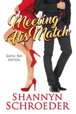 Meeting His Match by Shannyn Shroeder #reading #Romance @XpressoReads@SShroeder