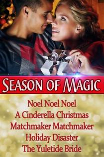 Season of Magic by @VickiBatman #Free #BoxSet#HolidayRomance