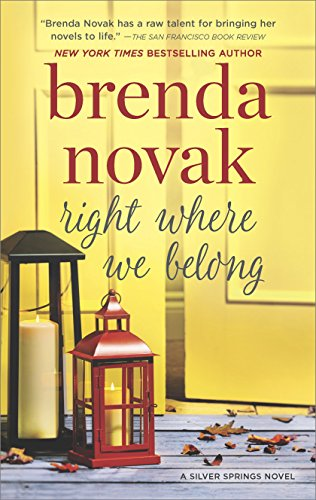Right Where We Belong by @Brenda_Novak #BookReview #Romance