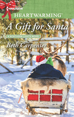 It's the season for giving…and starting over? A Gift For Santa by @4BethCarpenter #Harlequin #Romance @PrismBookTours