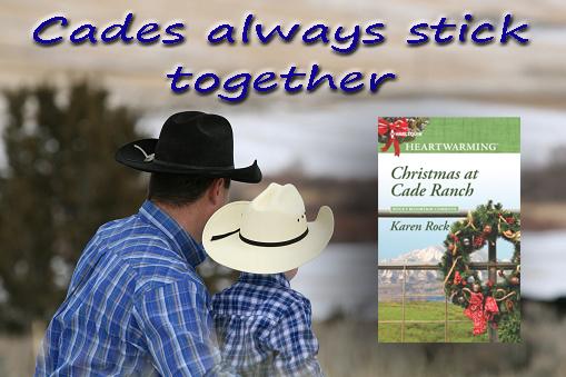 Christmas At Cade Ranch by @karenrock3 #Harlequin #Romance@PrismBookTours