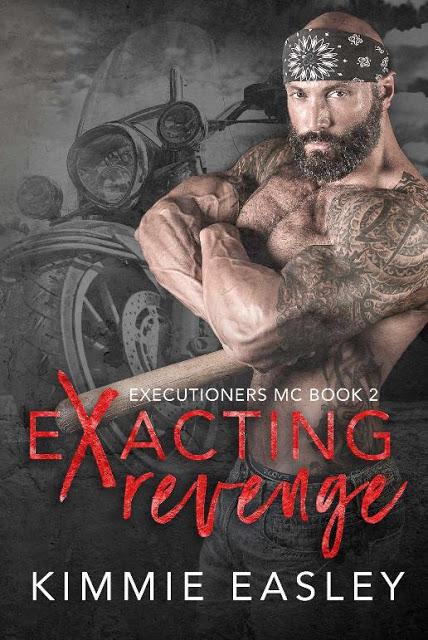 Exacting Revenge by Kimmie Easley #RomSuspense #NewRelease @MoBPromos @KimmieAnnWrites