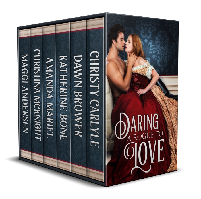 Daring A Rogue to Love by Christina McKnight #Historical #Romance @Barclay_PR @CMcKnightwrites