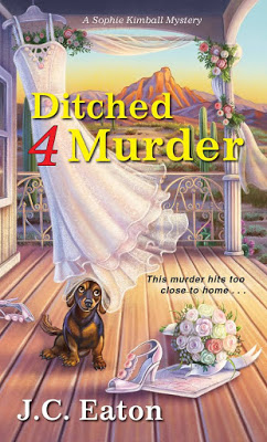 Ditched 4 Murder by @JCEatonAuthor #NewRelease #Mystery @BPICPromos