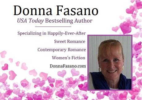 Donna Fasano Business Card 2