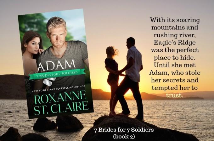He's a man on a mission… Adam by @roxannestclaire #NewRelease #Romance@InkSlingerPR