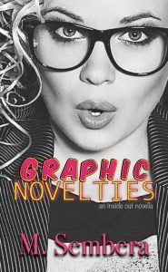 Graphic Novelties by @M_Sembera #RomComedy #reading @PureTextuality