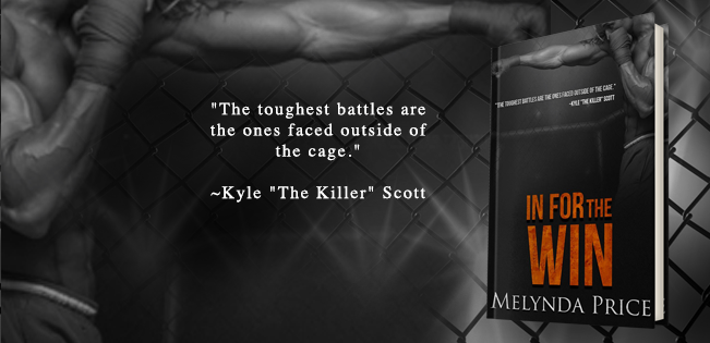 In For The Win by @MelyndaPrice1 #RomSuspense #NewRelease@ExpressoReads