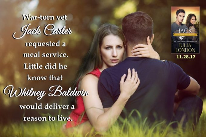 Jack by @JuliaFLondon 7 Brides for 7 Soldiers #Romance @amreading @InkSlingerPR