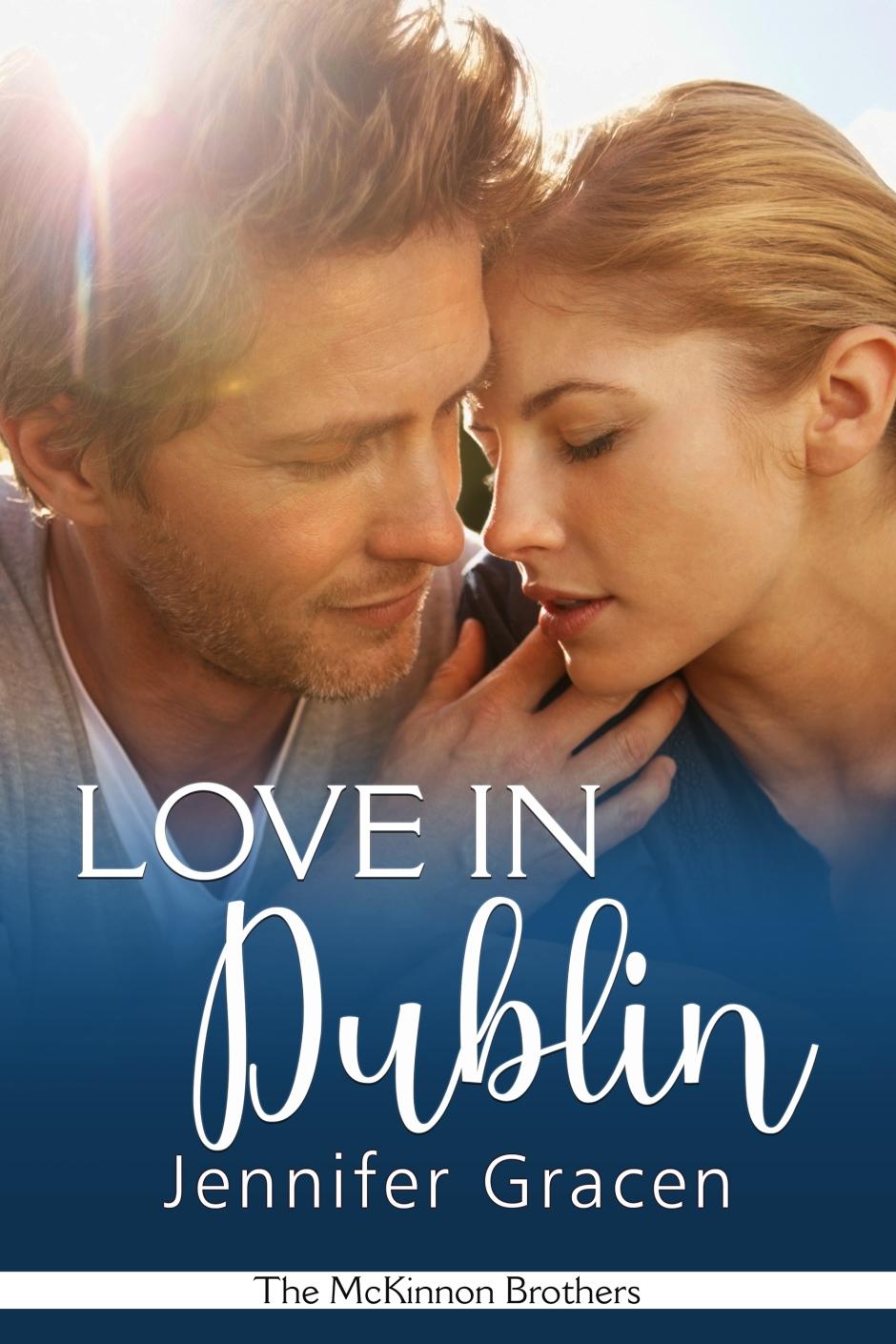 LOVE IN DUBLIN cover