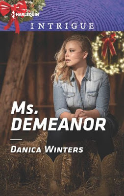 Ms. Demeanor by @DanicaWinters #Mystery #HolidayRomance@BPICPromos