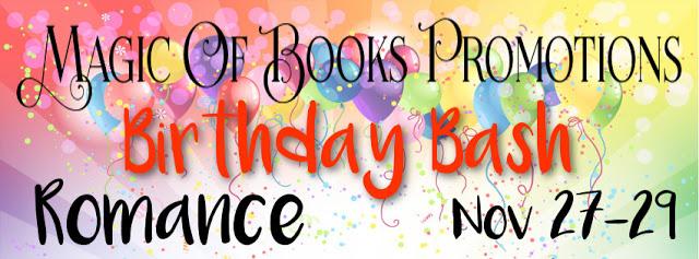 Magic of Books Birthday Bash Celebrating #Romance #reading@MoBPromos