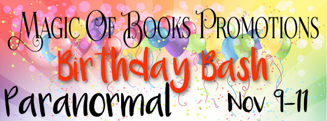 Magic of Books Birthday Bash Celebrating #PNR #Reading@MoBPromos