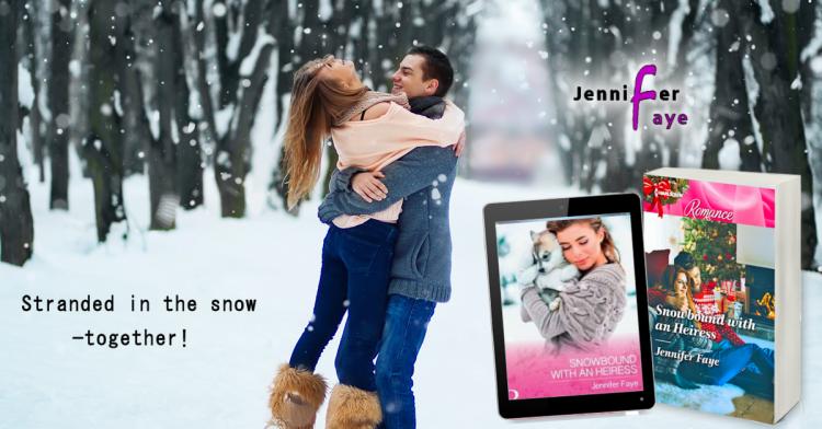 Snowbound With An Heiress - 1