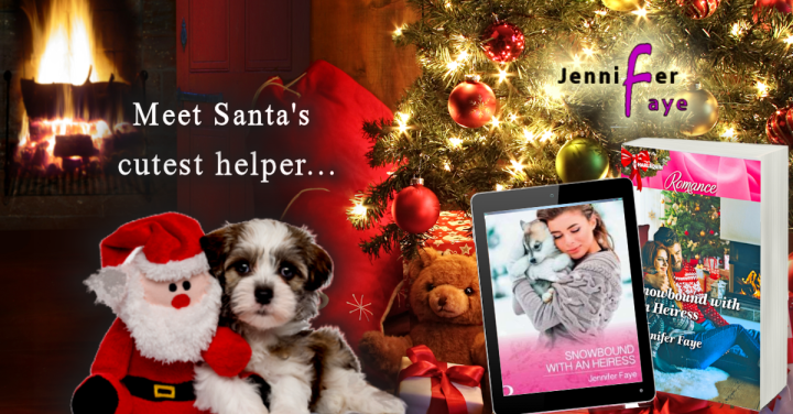 Snowbound With an Heiress by @JenniferFaye34 #Harlequin #HolidayRomance @PrismBookTours