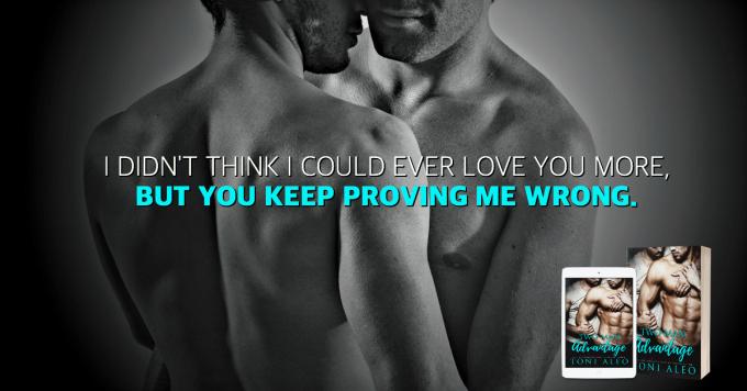 Two-Man Advantage by @ToniAleo1 #MMRomance #reading@LWoodsPR