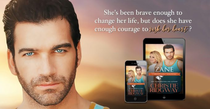 Fall in love with seven sexy and irresistible soldiers… Zane by Christie Ridgeway #Romance #Reading