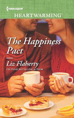 The Happiness Pact by @LizFlaherty1 #Harlequin #Romance @PrismBookTours