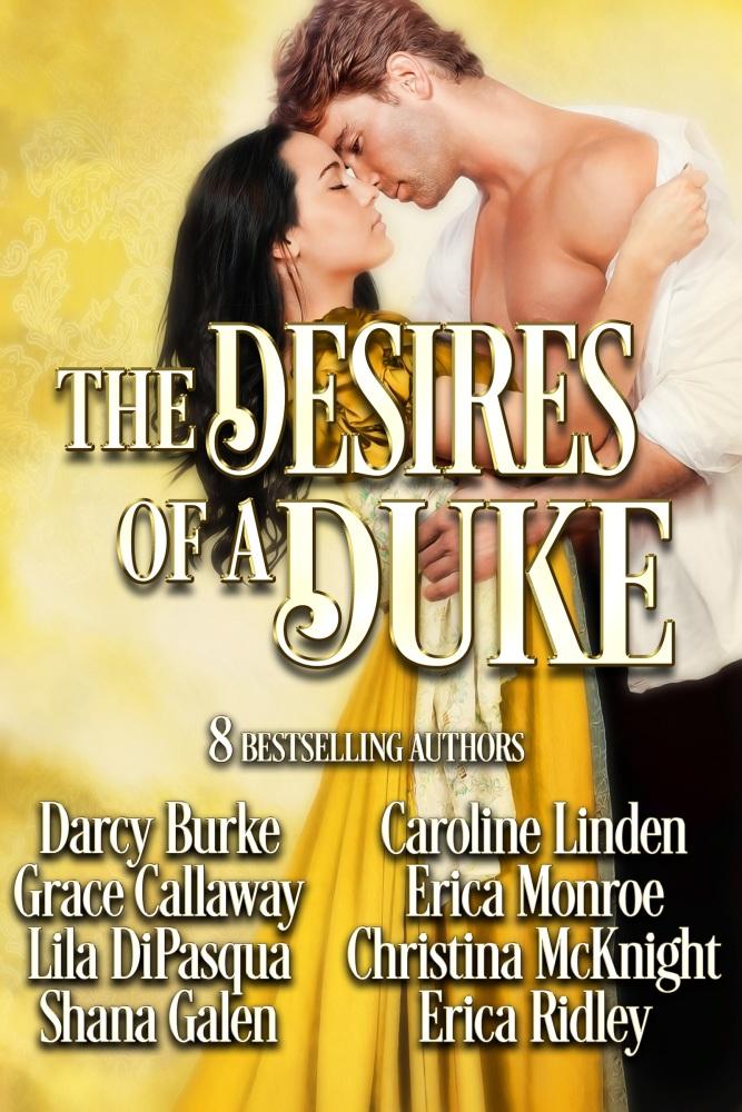 The Desires of A Duke by Christina McKnight #Historical #Romance  @Barclay_PR  @CMcKnightWriter