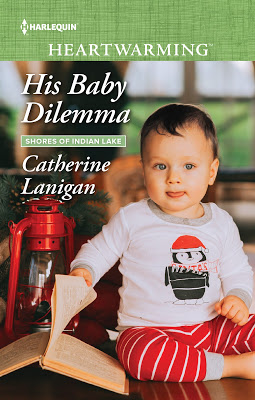 His Baby Dilemma by Catherine Lanigan #Harlequin #HeartwarmingRomance @Cathlanigan @PrismBookTours