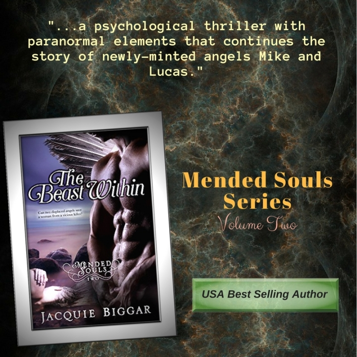 Holiday #Thriller #Sale… The Beast Within by Jacquie Biggar#mgtab