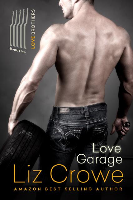 Love Garage by Liz Crowe #NewRelease #Romance @MoBPromos@beerwencha2